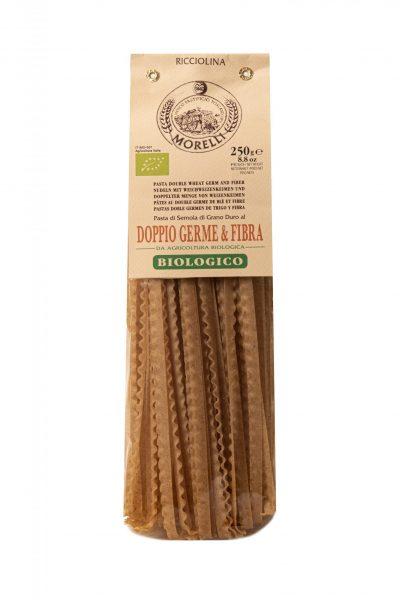 Double Wheat Germ Pasta
