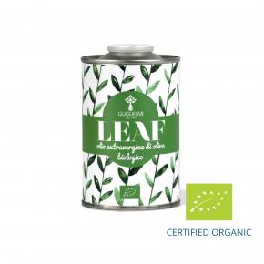 Organic Olive Oil – LEAF Olio Guglielmi 250ml