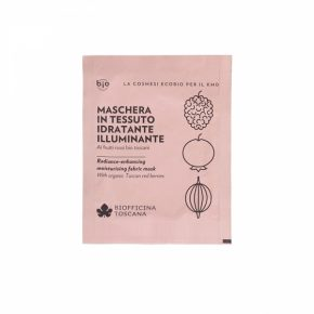 Radiance Fabric Face Mask Biofficina Toscana